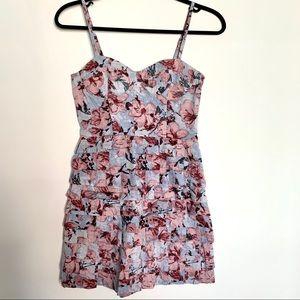 BB Dakota Ruffle Dress